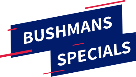 Bushmans Specials