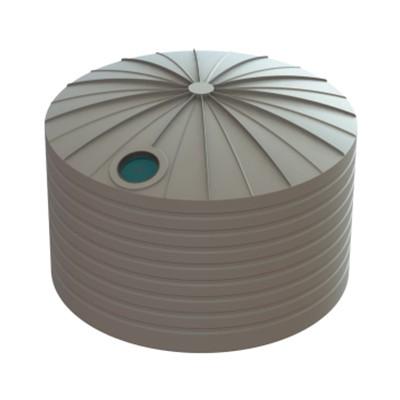 22,500 Litre Poleless Rain Water Tank