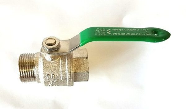 25mm ball valve for water tanks and troughs