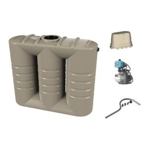 3000 Litre House Water Tank and Pump Package