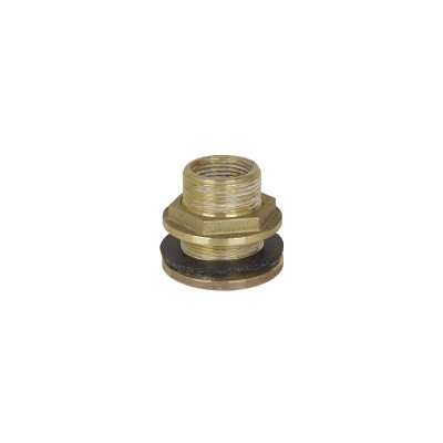 50mm Brass Flanged Outlet Thread
