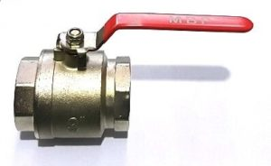 75mm ball valve for water tanks