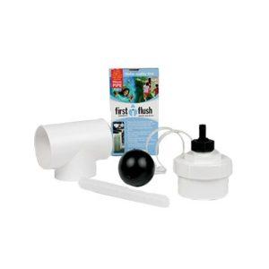 Rainharvesting 150mm 1st Flush Diverter