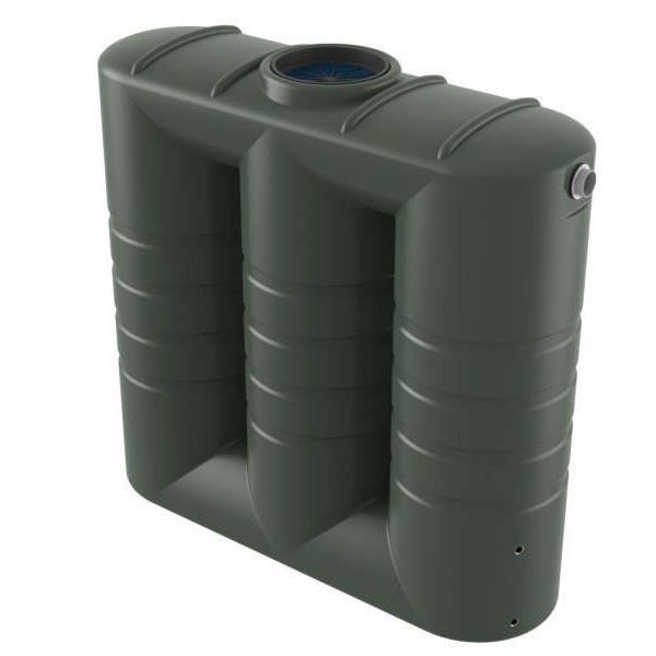 Bushman Tanks TSL440 Rivergum water tank