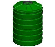 1,200 Litre Industrial Tank