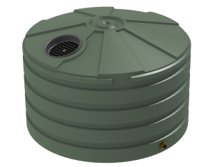2,450 Litre Chemical Tank
