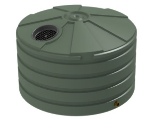 2,450 Litre Industrial Tank