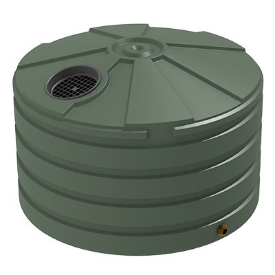 2,450 Litre Water Treatment Tank
