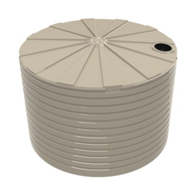 46,400 Litre Water Treatment Tank