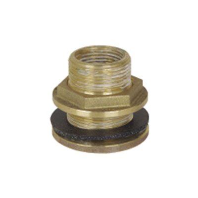 A Brass Flange