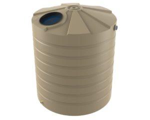 tall domed rainwater tank Bushman Tanks