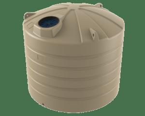 round rainwater tanks Bushman Tanks