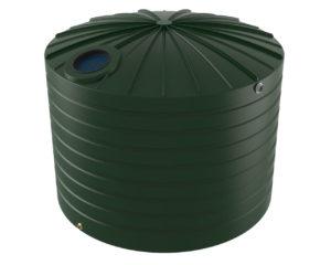 15000 domed round rainwater tank Bushman Tanks