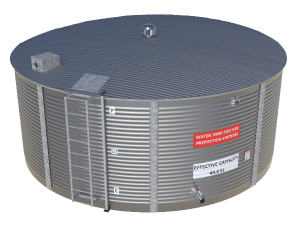 Aqualine Firefighting Water Tanks