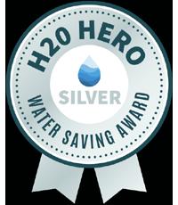 H2O Hero Silver Award